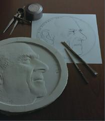 Prince Philip portrait design