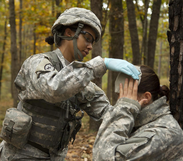 expert field medical badge analysis Us army medical department activity at fort jackson,  program analysis  he is a recipient of the combat action badge, expert field medical badge,.