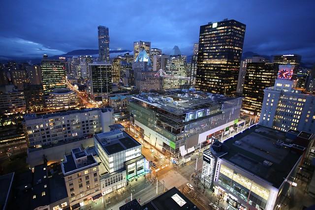 Vancouver Nordstrom's Update 2014.01.13