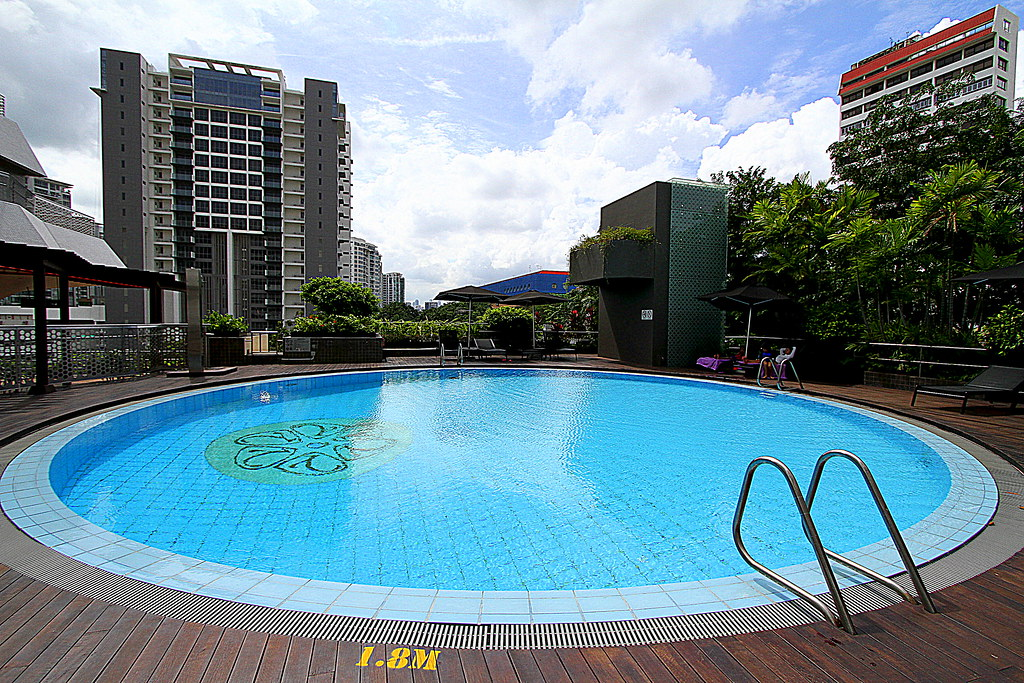 Village Hotel Katong: Swimming Pool