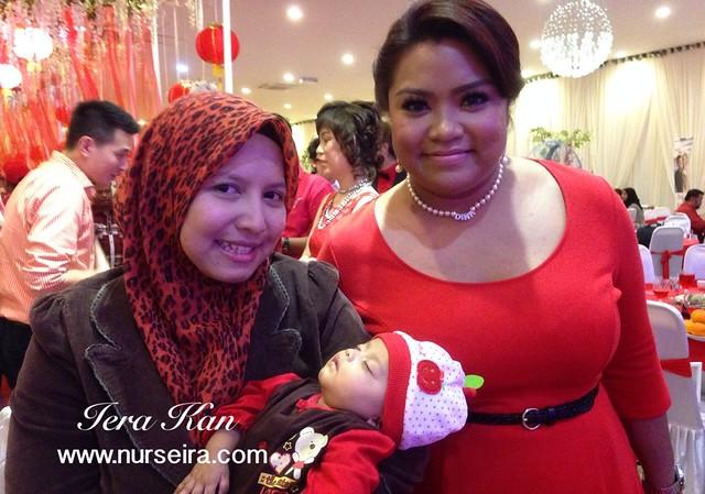 Bersama Dina Nazir - MiGCNY2014
