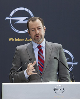 GM President Dan Ammann