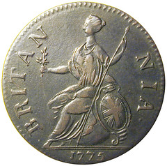 Contemporary Counterfeit Halfpence R_7580