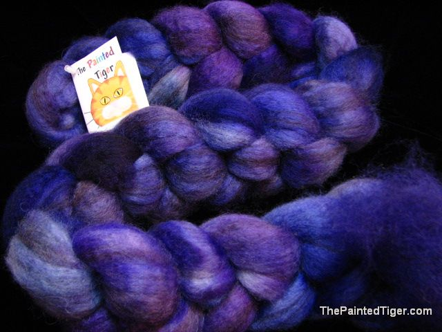 Purple Passion Mixed BFL