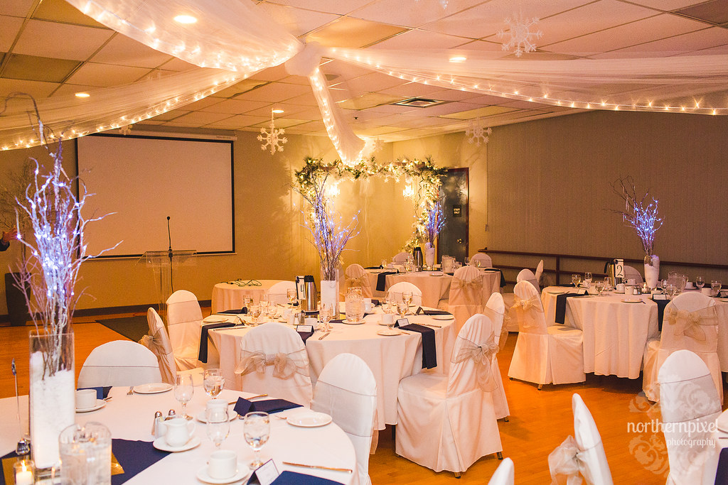 Wedding Reception - Prince George Civic Center