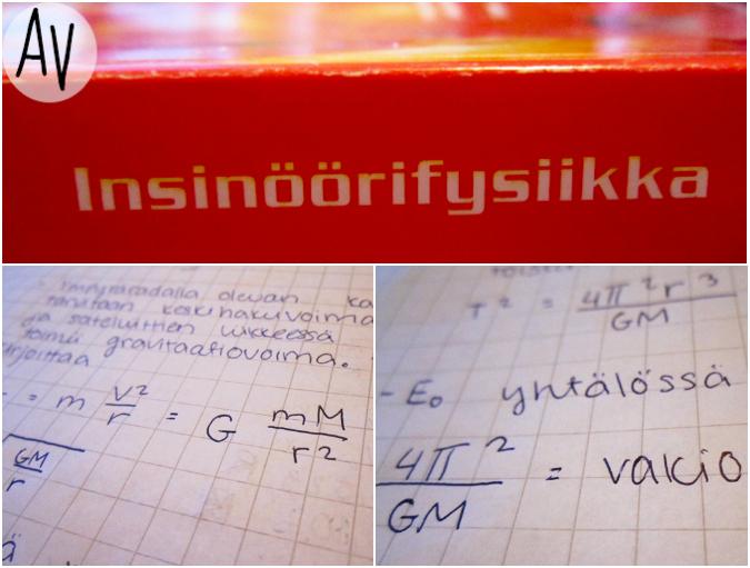 fysiikkaa