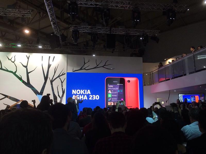 Nokia Asha 230 Announcement