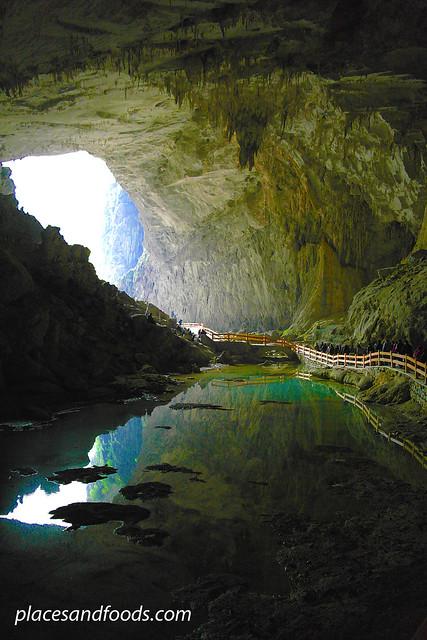 bama baimo cave