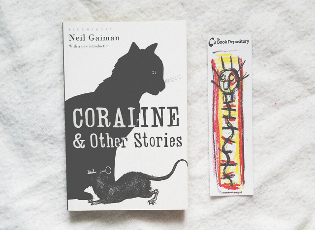 coraline neil gaiman book review lifestyle blog uk