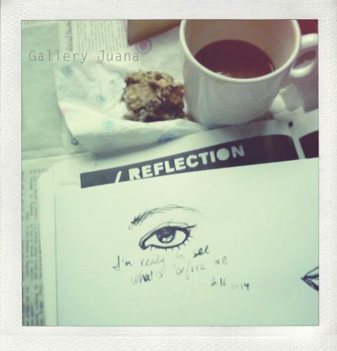 reflection Jan 17, 2014