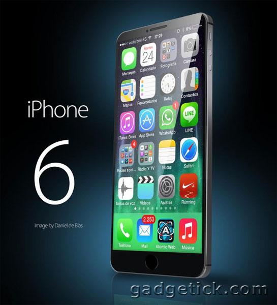 iPhone 6 попробует отобрать пользователей у Android