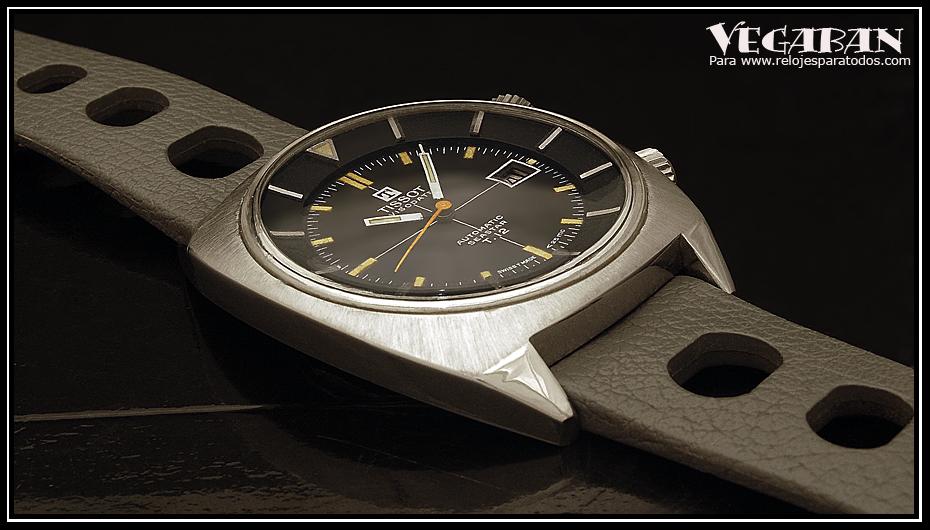 Reloj Tissot Visodate Automatic Seastar T12