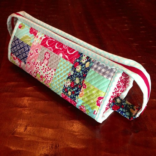 Sew Together Bag - Bonnie and Camille fabrics