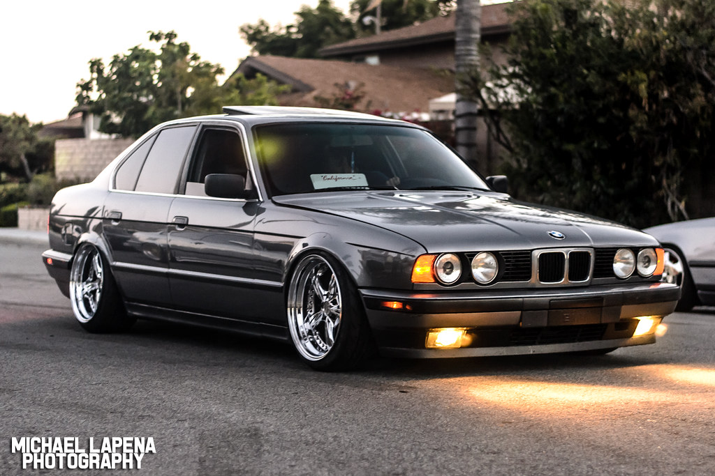 jon s bmw e34 michael lapena photography. Black Bedroom Furniture Sets. Home Design Ideas
