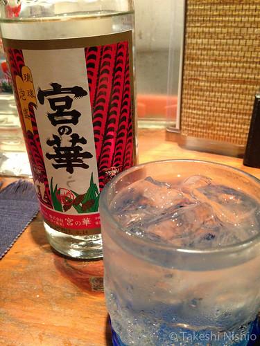 宮の華をボトルで / a bottle of Miyanohana