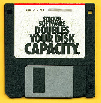 Stackerdiskette