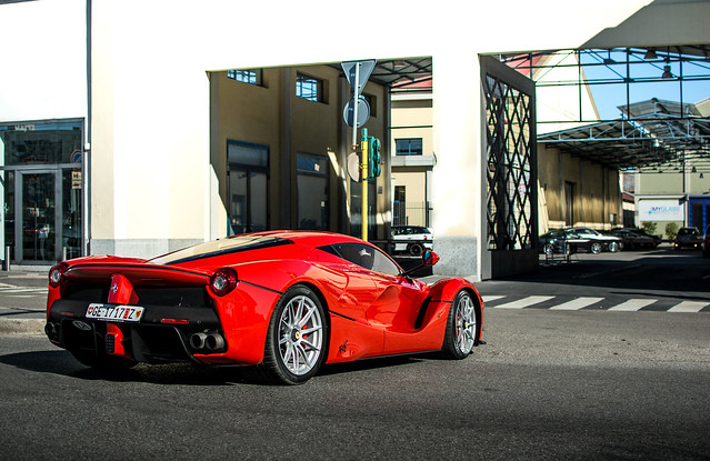 Red Laf with FXXK rims!
