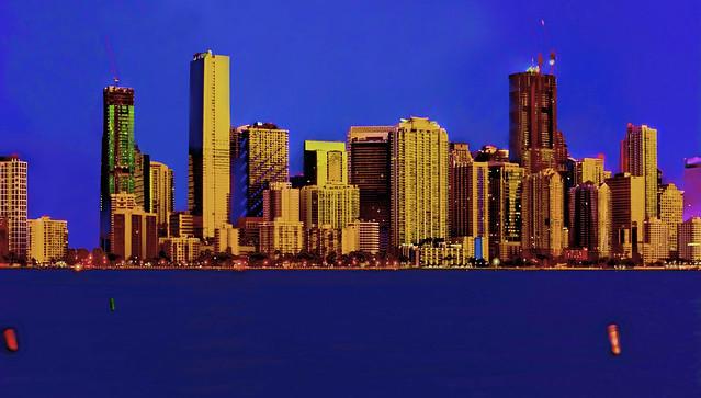 City of Miami, Miami-Dade County, Florida / The Magic City