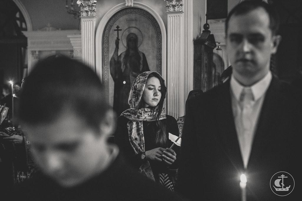 14 апреля 2017, Утреня Великого Пятка / 14 April 2017, Matins of Holy Friday