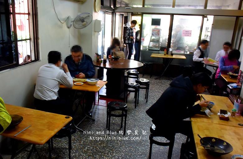 台中火車站美食.尹媽媽麵疙瘩13
