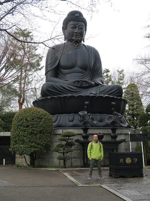 Jorenji Temple, Tokyo Daibutsu
