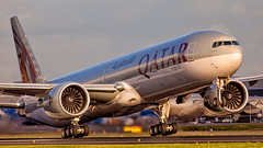 Qatar Airways Boeing 777-300ER A7-BAP