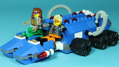 LEGO Space Rover (from The Magic Picnic)