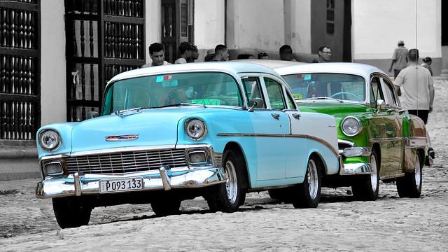 Cuban cabs