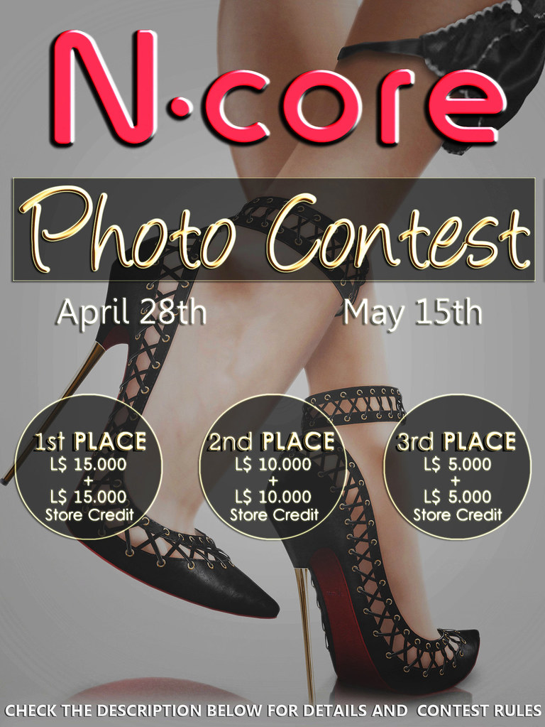 N-core PHOTO CONTEST 2017 - SecondLifeHub.com