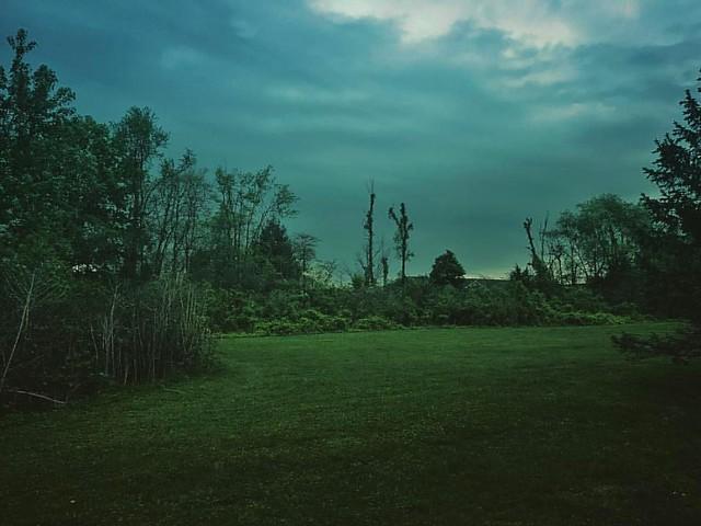 Incoming Storm #spring #skies #indianaskies