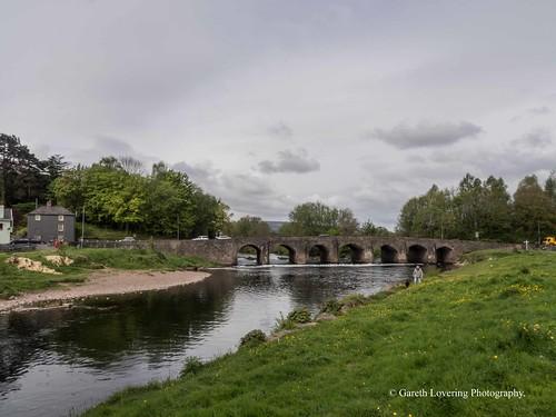 Llanfoist bridge Abergavenny 2017 04 27 #13 (Gareth Lovering Photography 3,000,594 views.)