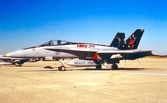 161970 F/A-18A VMFA-321 MG-01