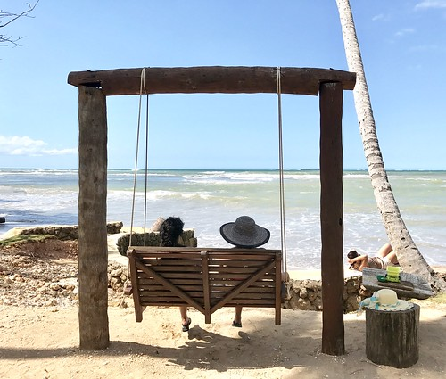beach view vacation travel caribbean