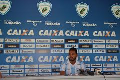 13-04-2017: Apresentação goleiro Zé Carlos e atacante Carlos Henrique