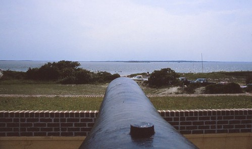 Fort Moultrie - July 1985
