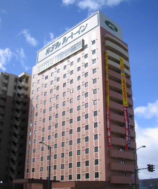 10Hotel Route Inn Yamagata Ekimae01