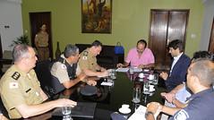 Prefeitura e Polícia Militar firmam parceria para viabilizar sede de batalhão