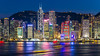 Victoria Harbour, Hong kong by TommyYeung