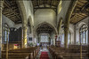 Newnham Church Interior by Darwinsgift