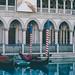Outdoor Gondola Rides at The Venetian Hotel, Las Vegas