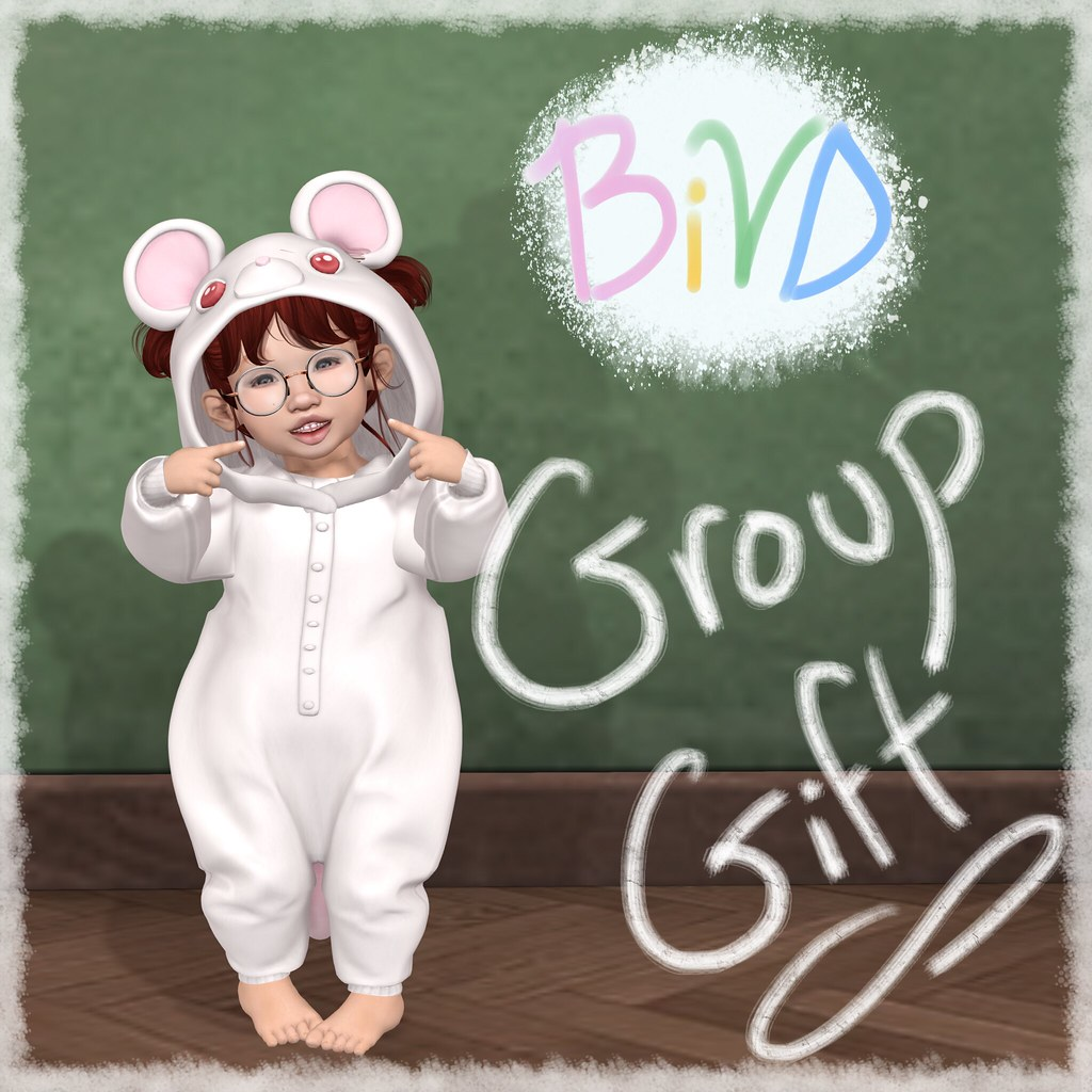 Groupgift toocute - SecondLifeHub.com