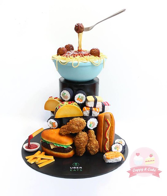 Cake by Cuppy & Cake