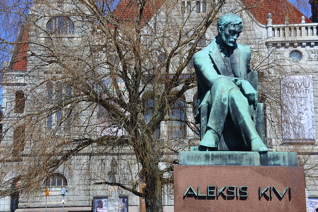 Header of Aleksis Kivi