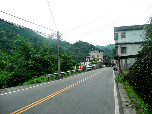 Riding through Shiding