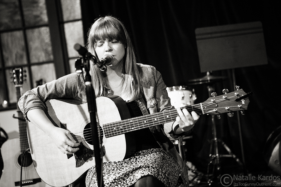 Courtney Marie Andrews @ Fremont Abbey, 05/16/2013