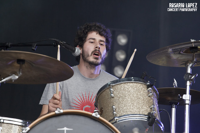 Aliment, Primavera Sound 2013