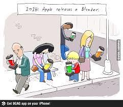 apple blender
