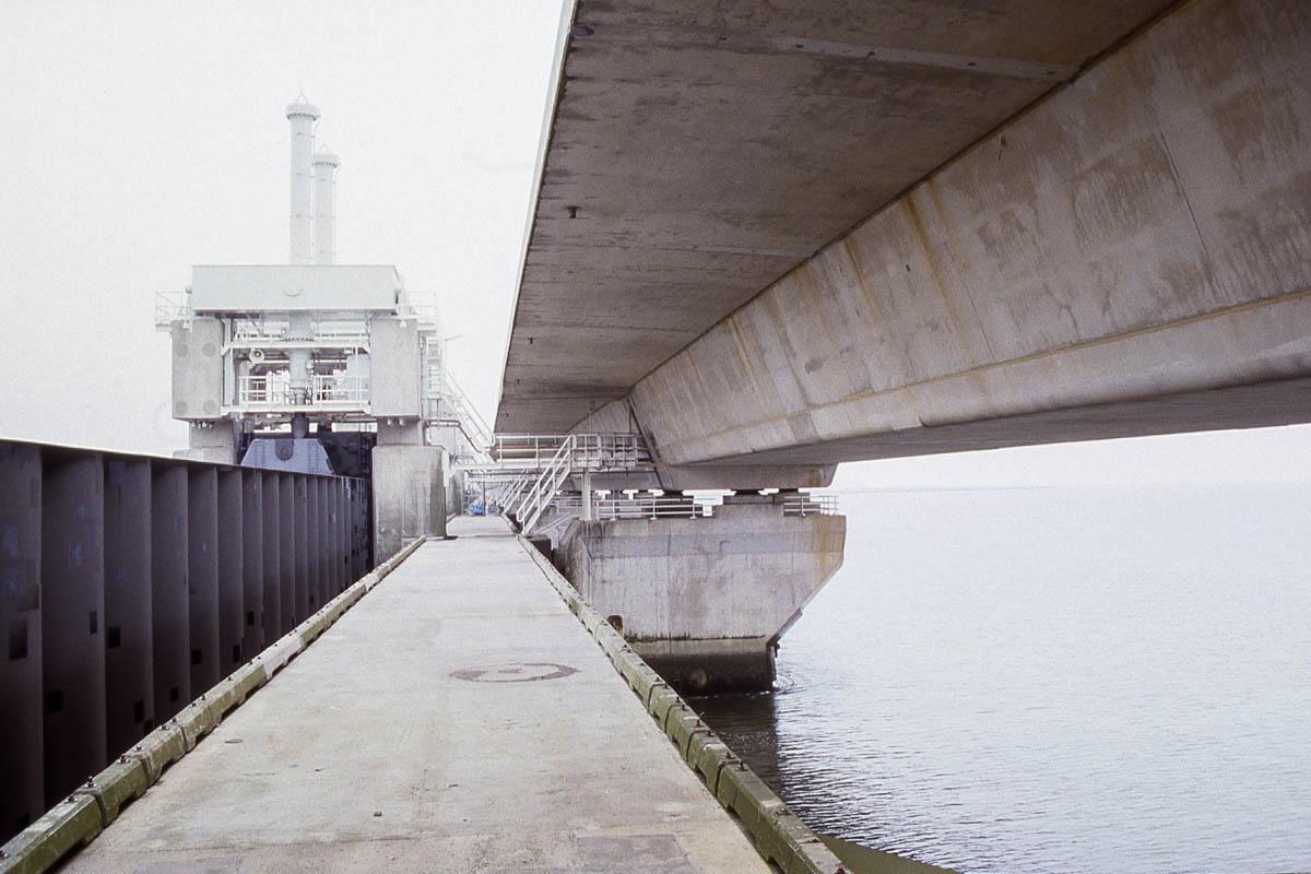 Barreras contra el mar - Zeeland