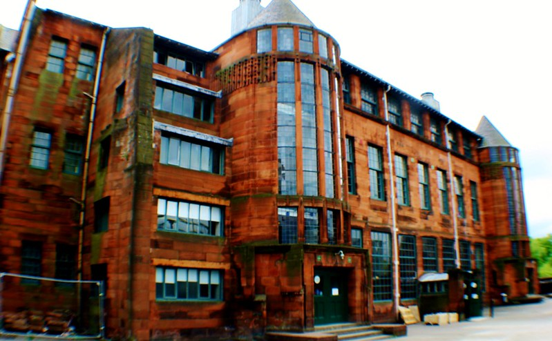 Scotland Street School, Glasgow, Scotland