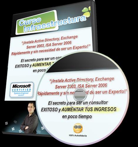 Curso De Infraestructura Windows Server 2003 [DVD] 8958534115_6822340f27_d